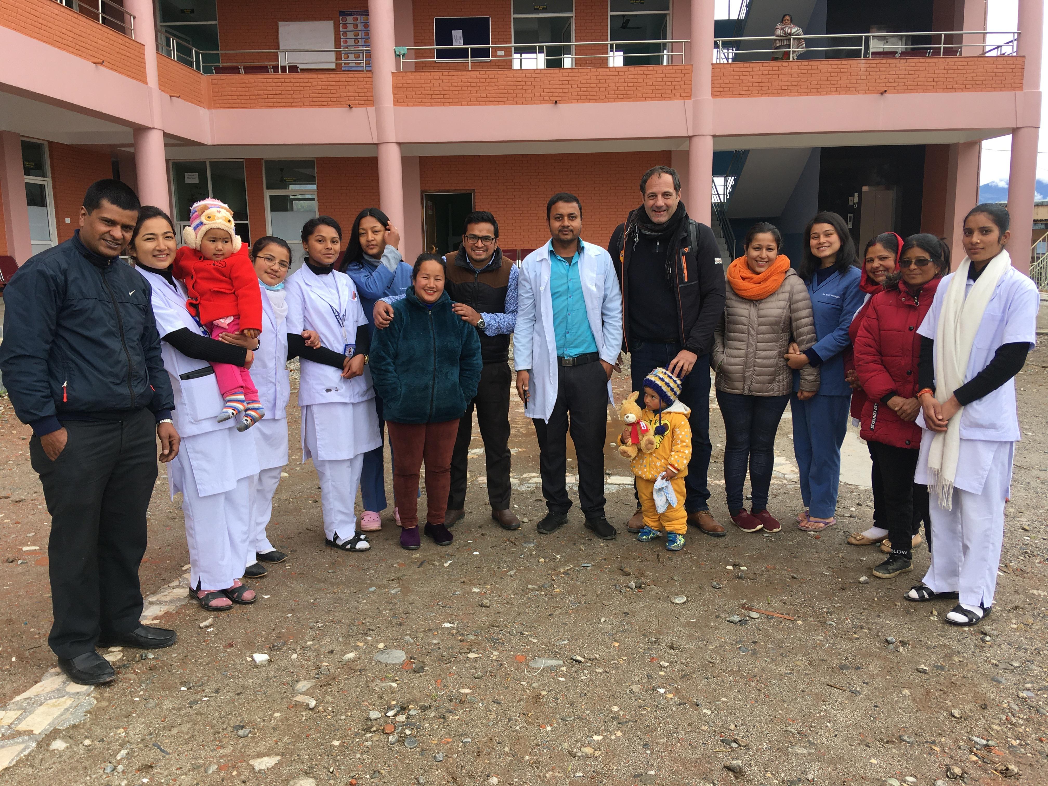 Himalayan Eye Project Nepal